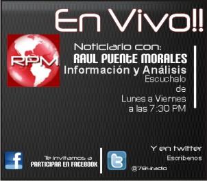 Radio Noticias con Raul Puente